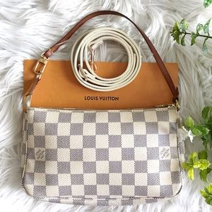 Louis Vuitton - Pochette Accessory Damier Azur